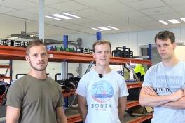 Broers reviseren accu's van fietsen: 'Zelfs Samsung heeft interesse'