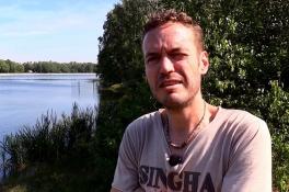 Geen verkoeling voor inwoners van Overloon: populaire zwemplas afgesloten met hekwerk