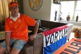 Grootste Oranjefan van Brabant heeft weinig vertrouwen in Nederlands elftal