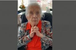 Tante Riek wordt 107, familie en zorgpersoneel is zuinig op Brabants oudste