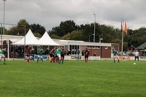 EWC '46 pakt verdiend punt in Milsbeek