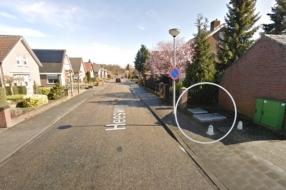 Reconstructie Heesweg in Heijen