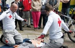 Foto's van Rode Kruis Afd. Gennep e.o.