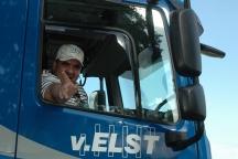 Truckrun Boxmeer 2019 Industrieterrein Saxe Gotha