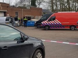 Drugslab opgerold; Gelderse verdachten aangehouden